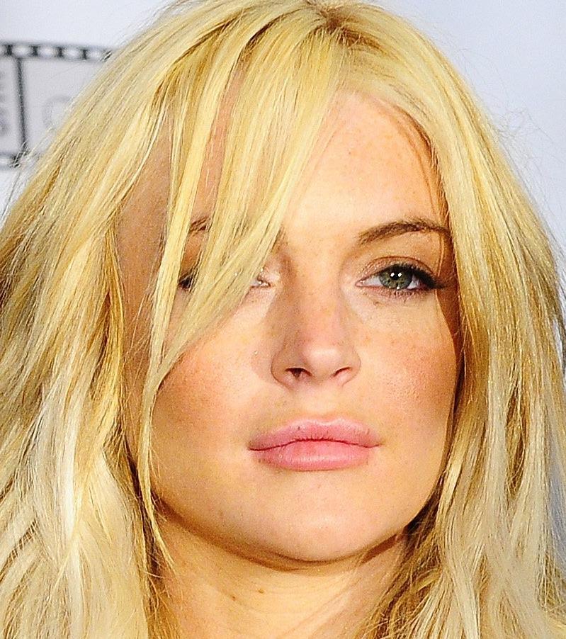 Lindsay Lohan Playboy Cover Leaks