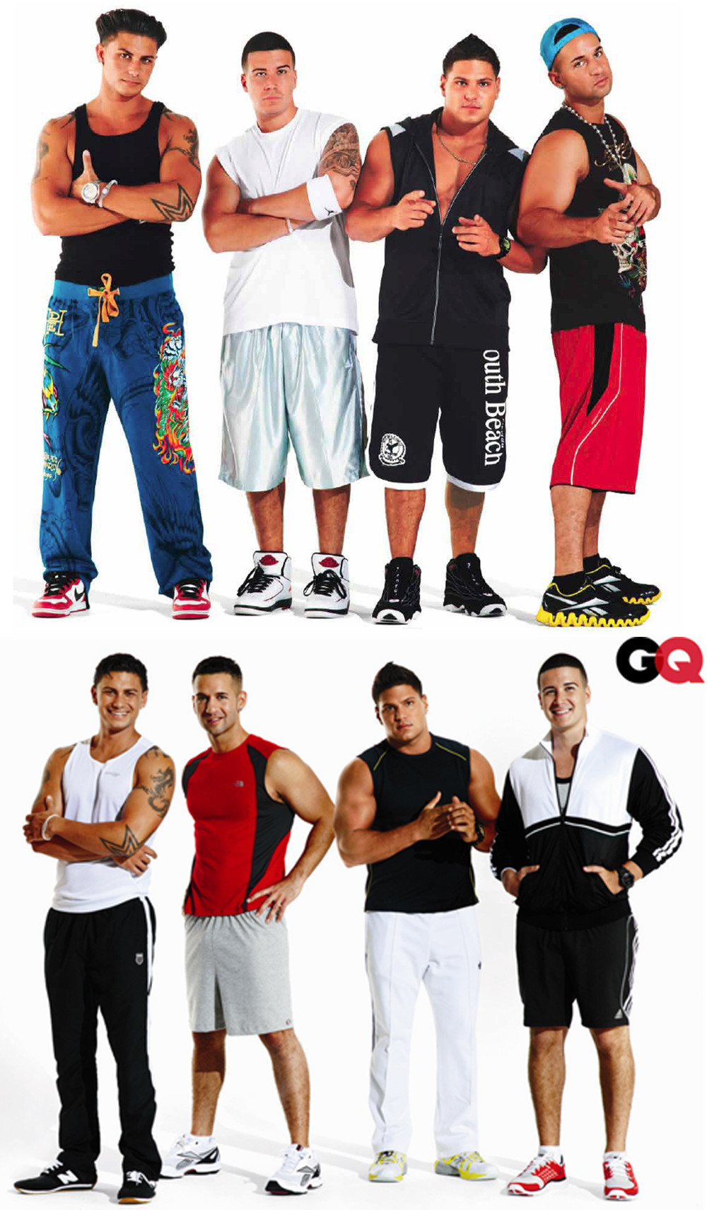 Is it possible to make over the 'Jersey Shore' guys?