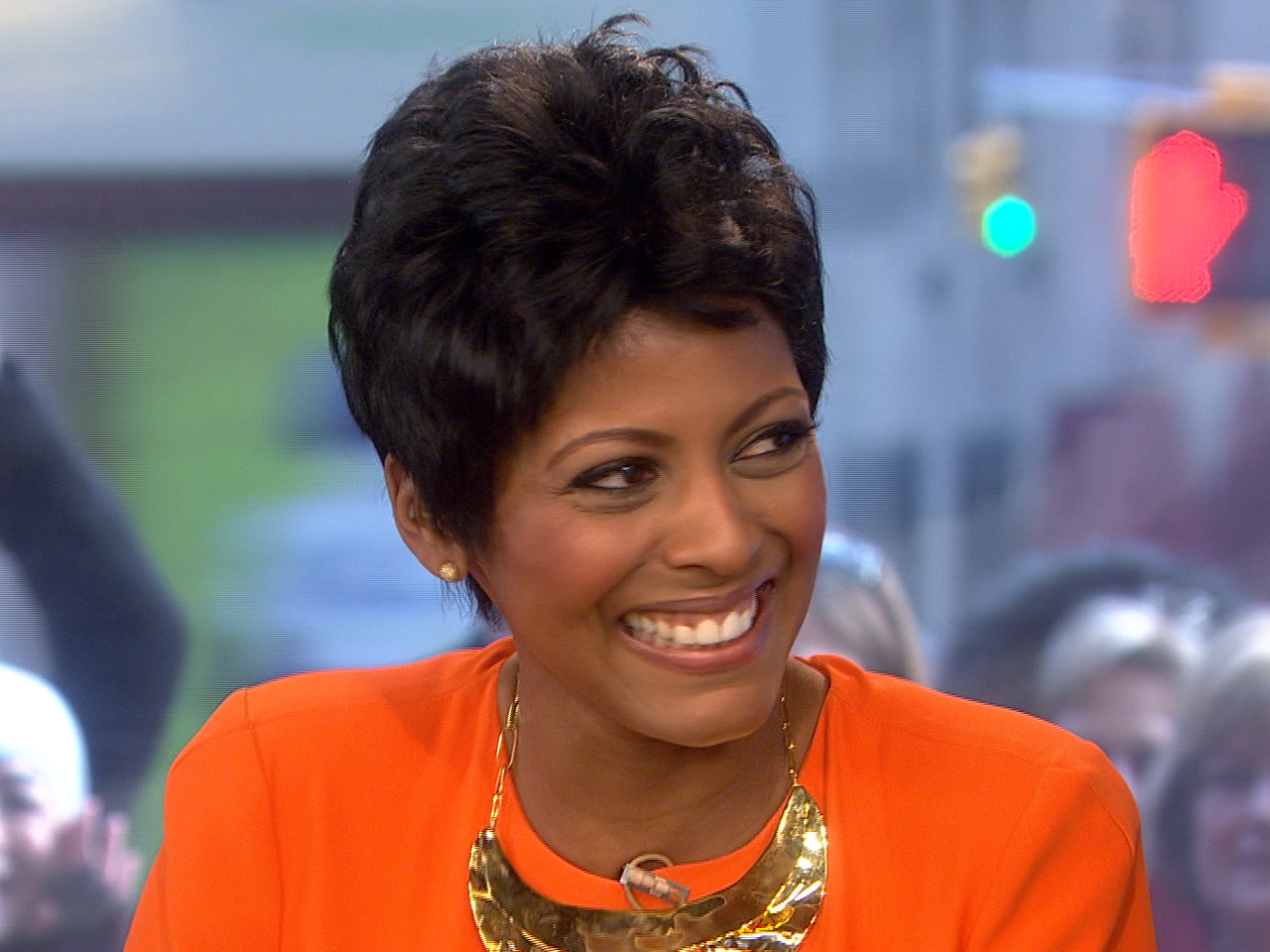 Is tamron hall dating prince