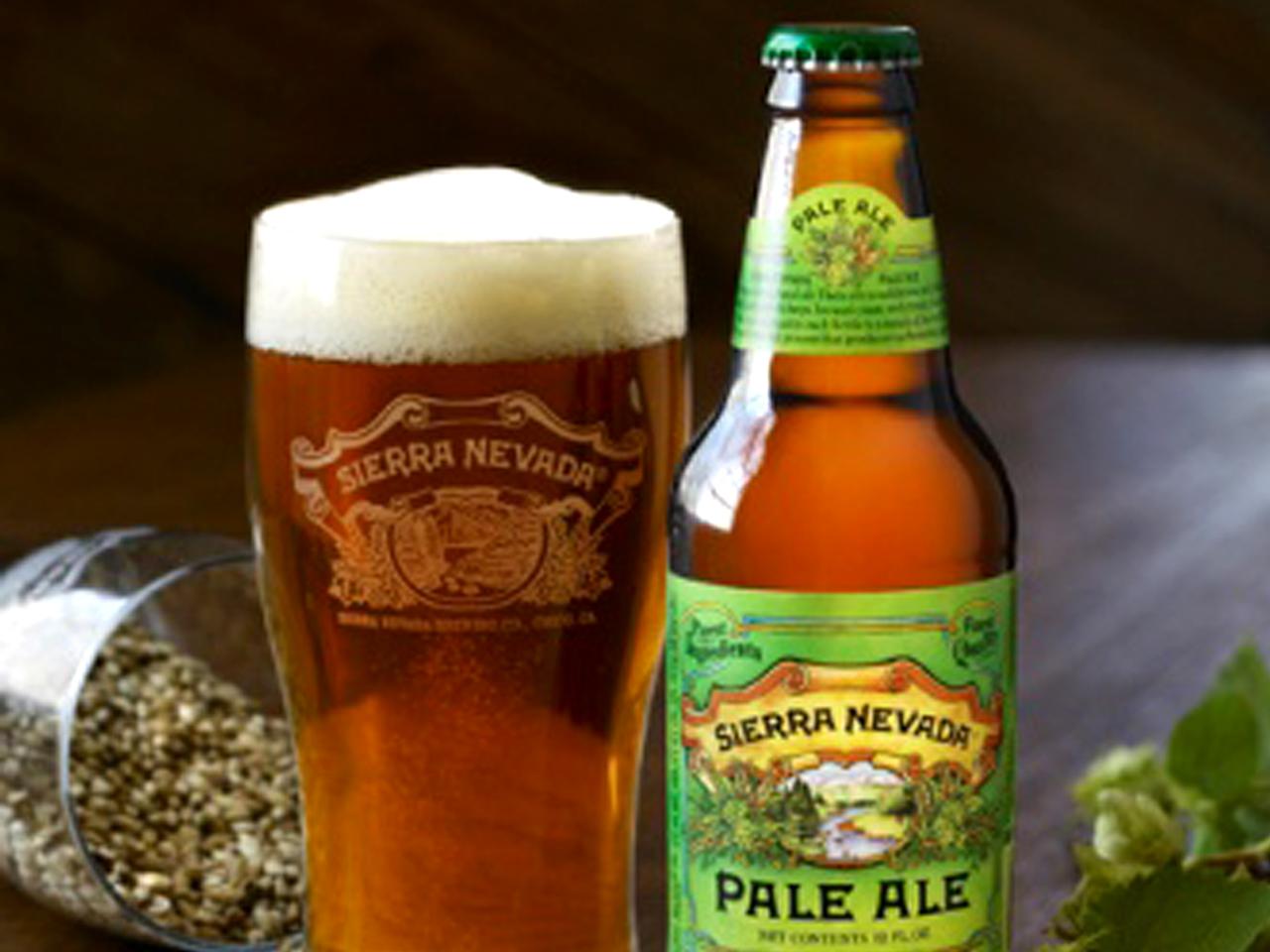Sierra Nevada Brewing Company Food Menu