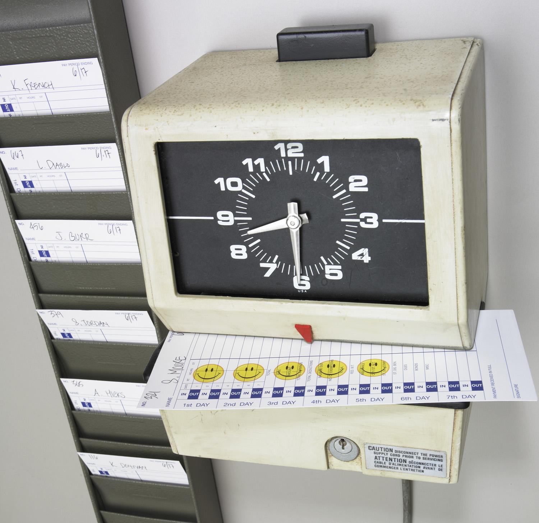Fess Up: Ever Fudged Your Time Card?   TODAY.com