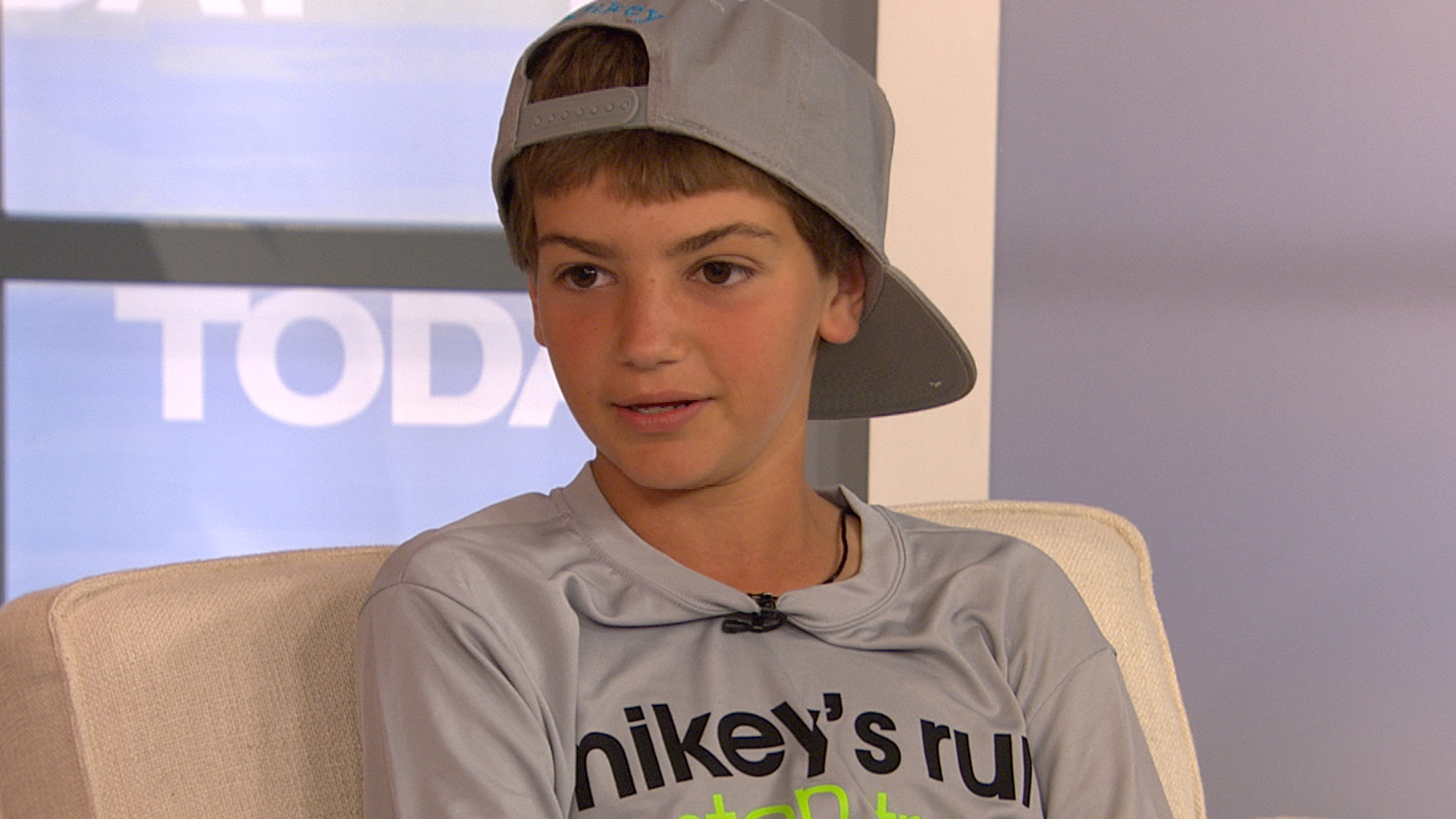 Teen quadruple amputee: 'It only takes one person to make a