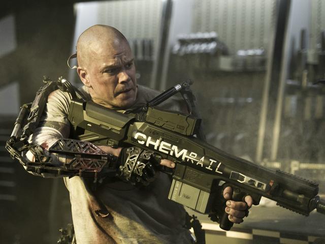 Image: Matt Damon in
