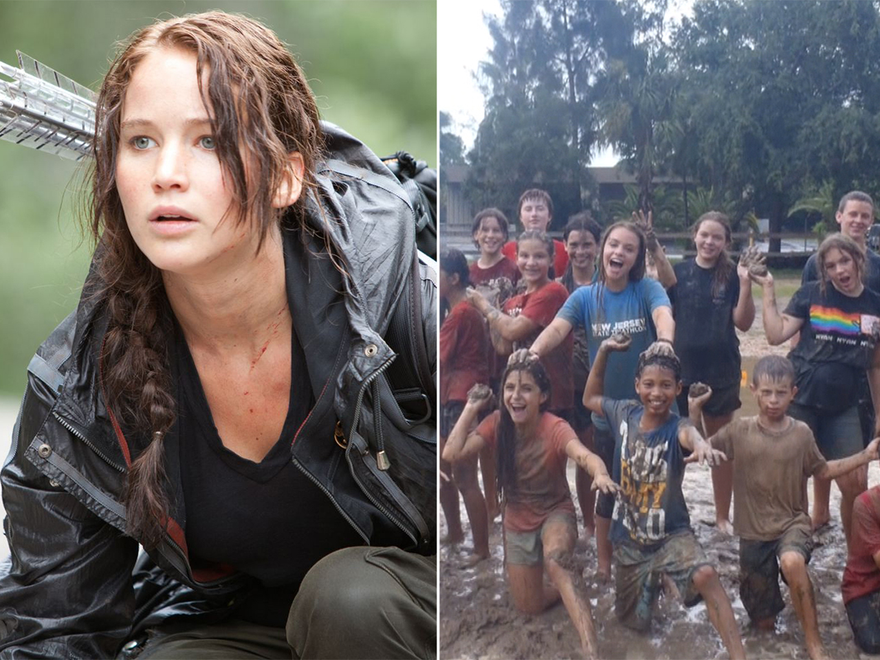 controversial topics within the hunger games