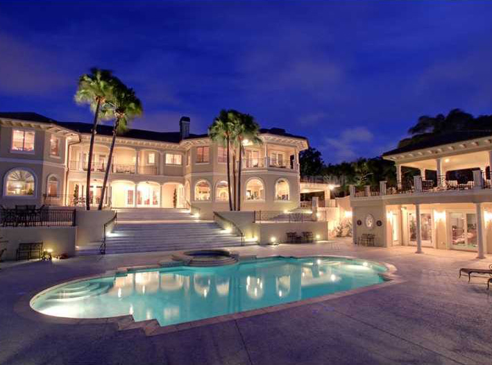 for Really nice mansions