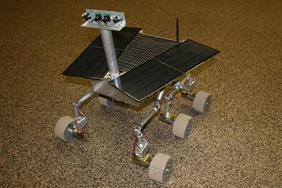 building jpl rover spirit - photo #31