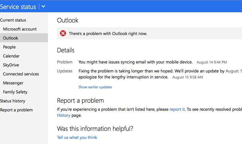 Microsoft says users