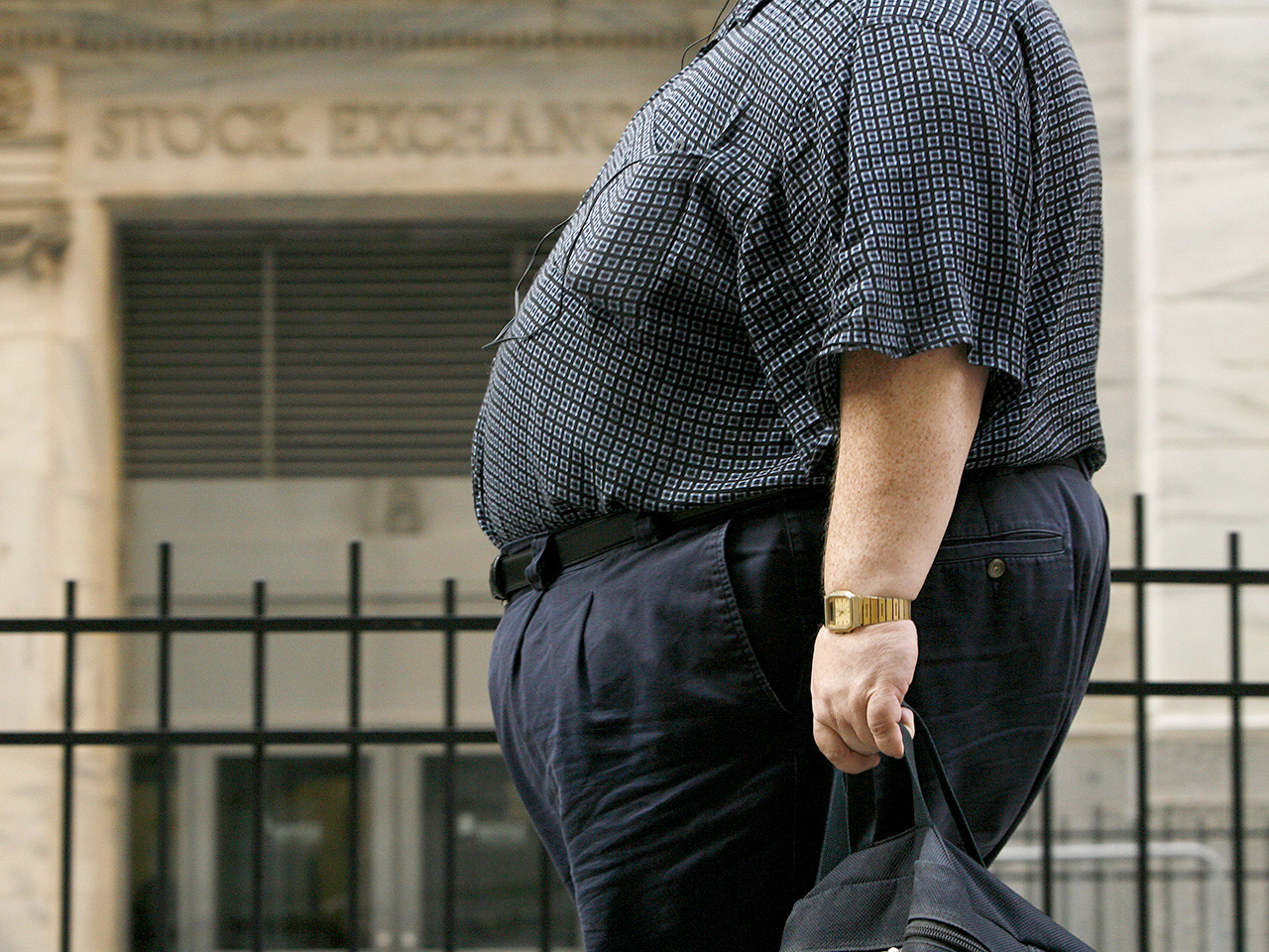 Could obesity be a bigger killer than we thought? A new study suggests so