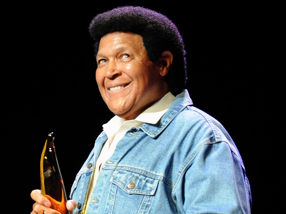 NASHVILLE, TN - OCTOBER 12:  Musician Chubby Checker speaks onstage at the IEBA 2009 Honors at Ryman Auditorium on October 12, 2009 in Nashville, Tenn...