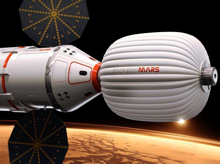 Image: Inspiration Mars