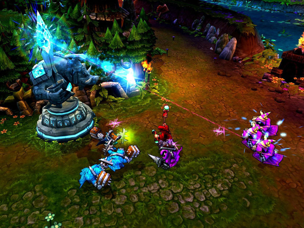 Video game company Riot Games revealed this week that the servers for its popular online game