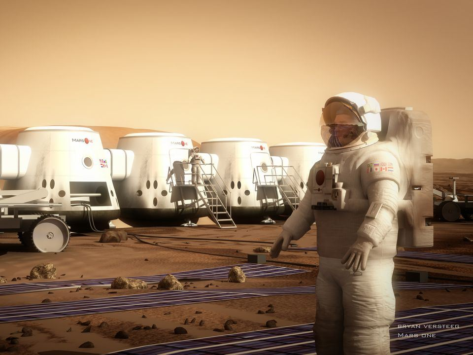 Image: Mars One