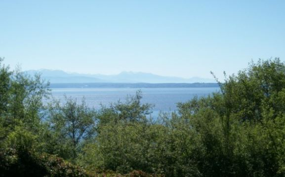 Whidbey Island is one of the picturesque San Juan Islands in northern Washington state.