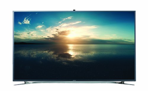 Samsung's ultra high-definition TV comes in both a 55- and 65-inch version.