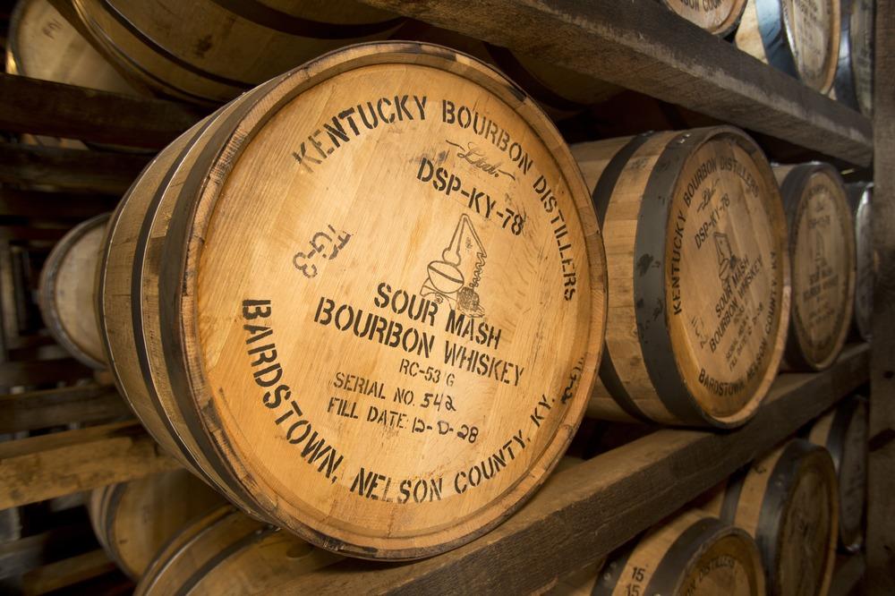 The Willett Distillery, formerly Ky. Bourbon Distillers.