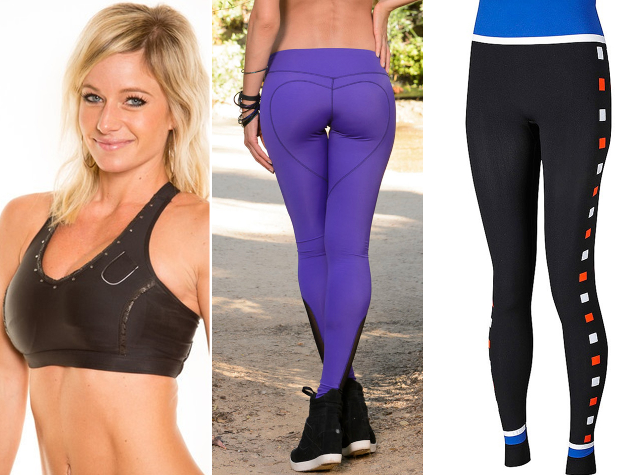 Sweat in style: 5 fashionable fitness lines - TODAY.com