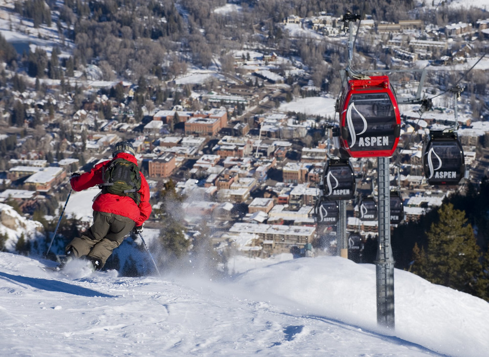 Lift tickets in Aspen, Colo., now cost more than $100 during peak periods.