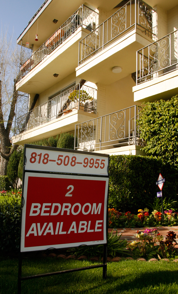 Rents are skyrocketing as vacancies drop and more people are living in rental housing.