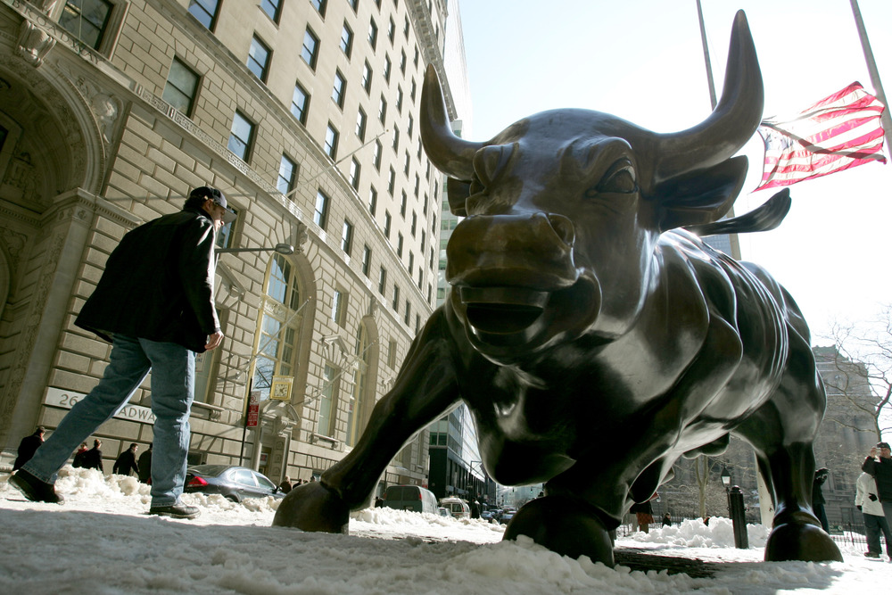 The taming of the bull? Regulators are set to adopt rules to tame Wall Street's risky bets by sharply cracking down on so-called proprietary trading.