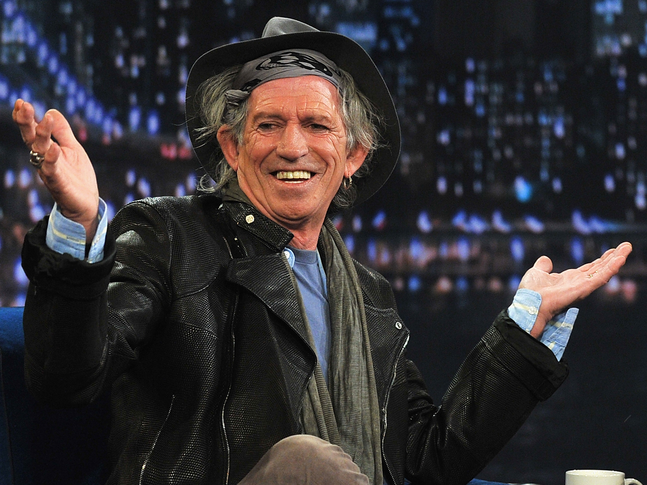 Image: Keith Richards
