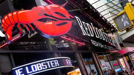 Red Lobster may be sold or spun off, according to its owner Darden Restaurants.