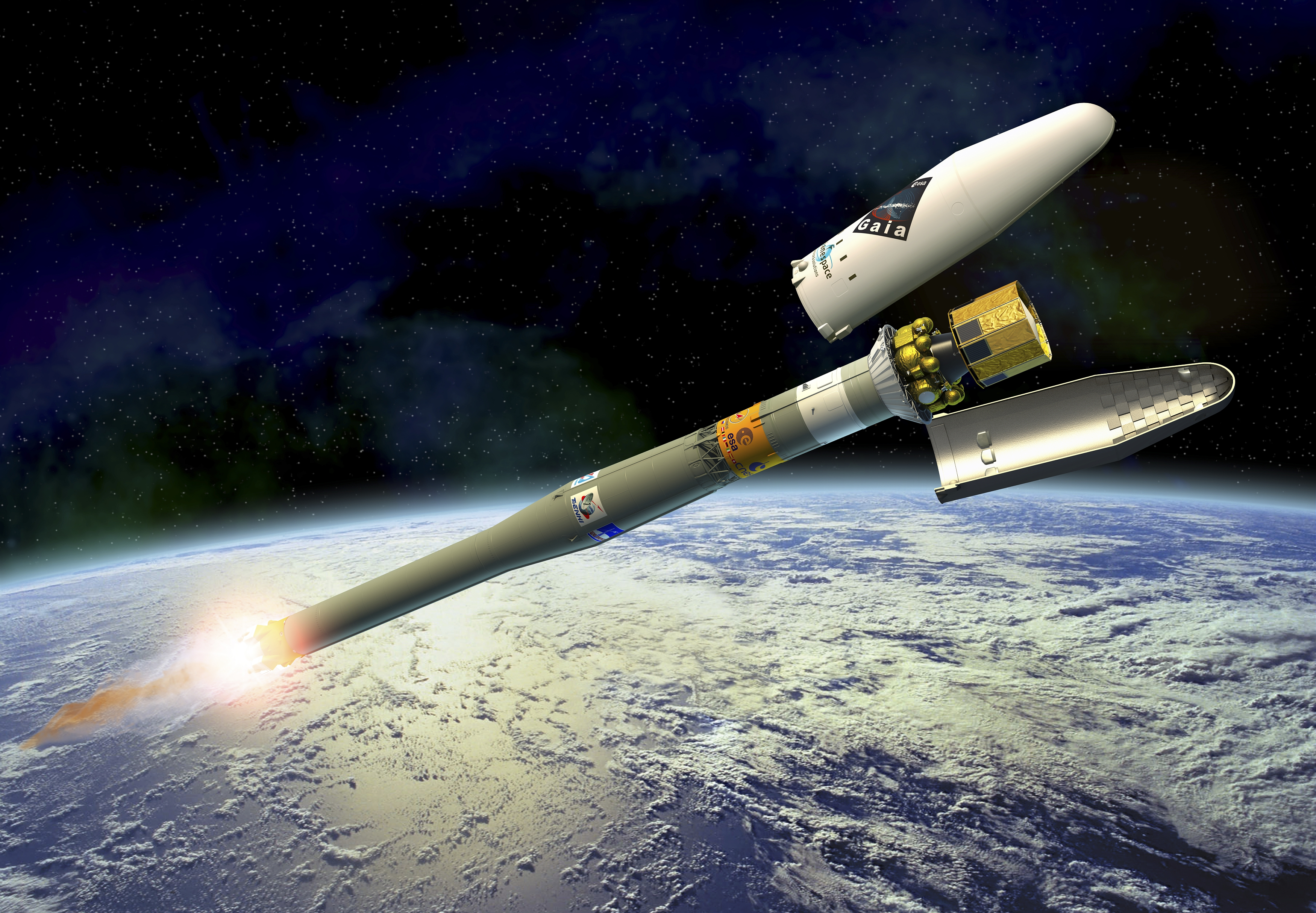 gaia spacecraft mission - photo #22