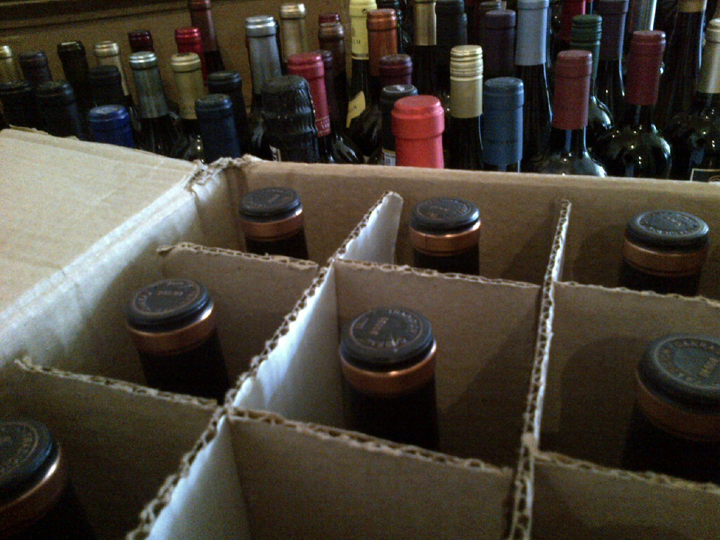 Alchol Mail: Holiday Cheer: Could We Soon Be Shipping Alcohol By Mail