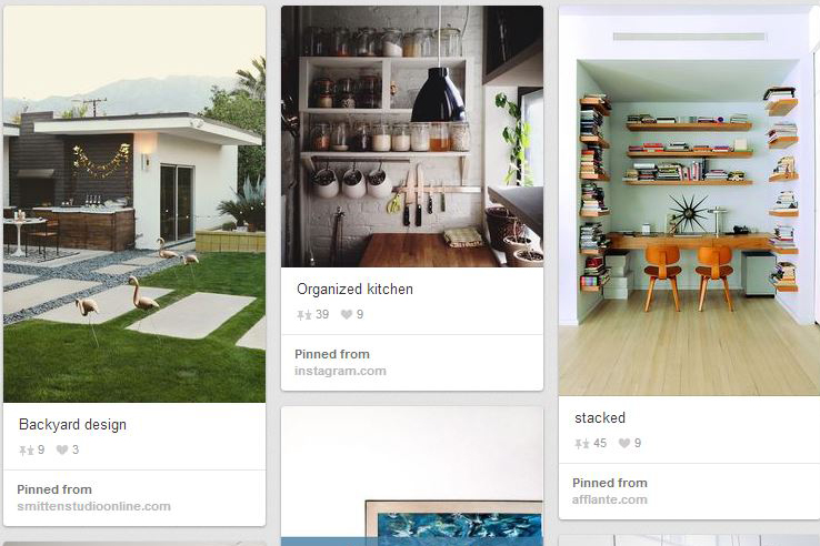Pinterest reveals its top pins of 2013.