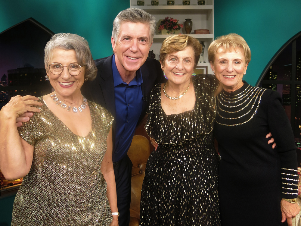 Imagine: Tom Bergeron and the Golden Sisters