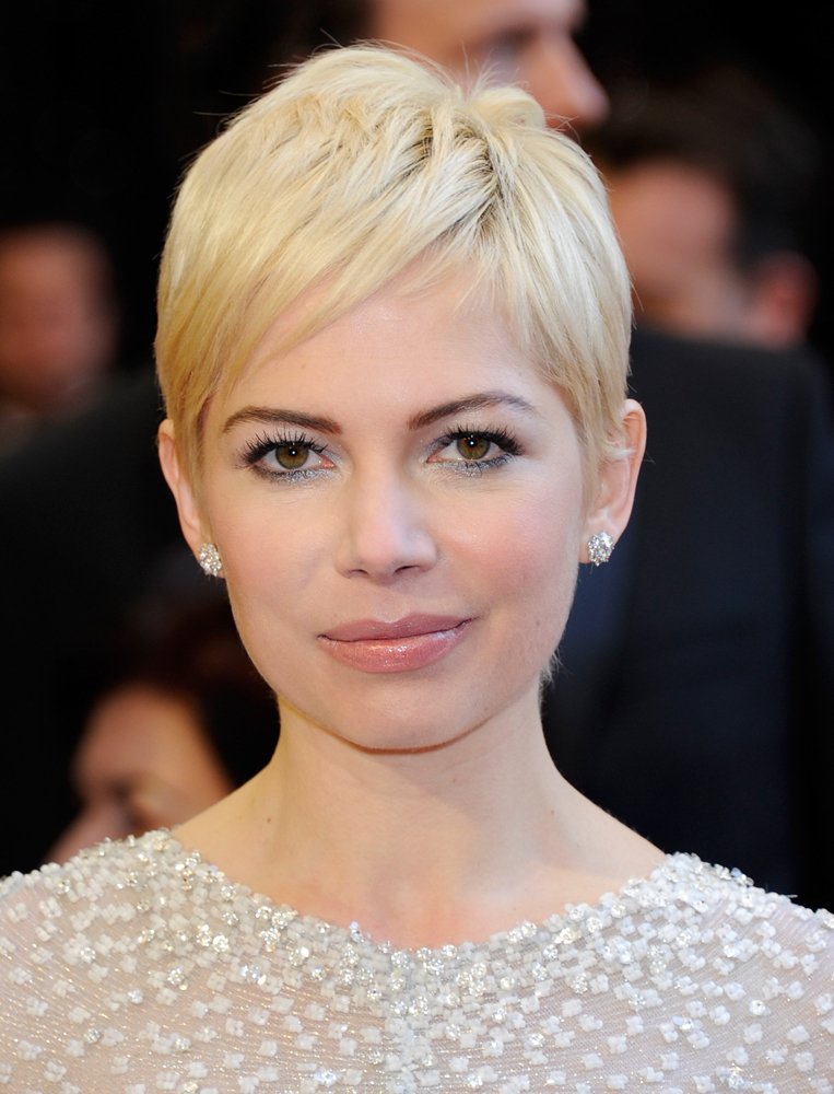 Michelle Williams Heartbreaking Reason For Pixie Cut