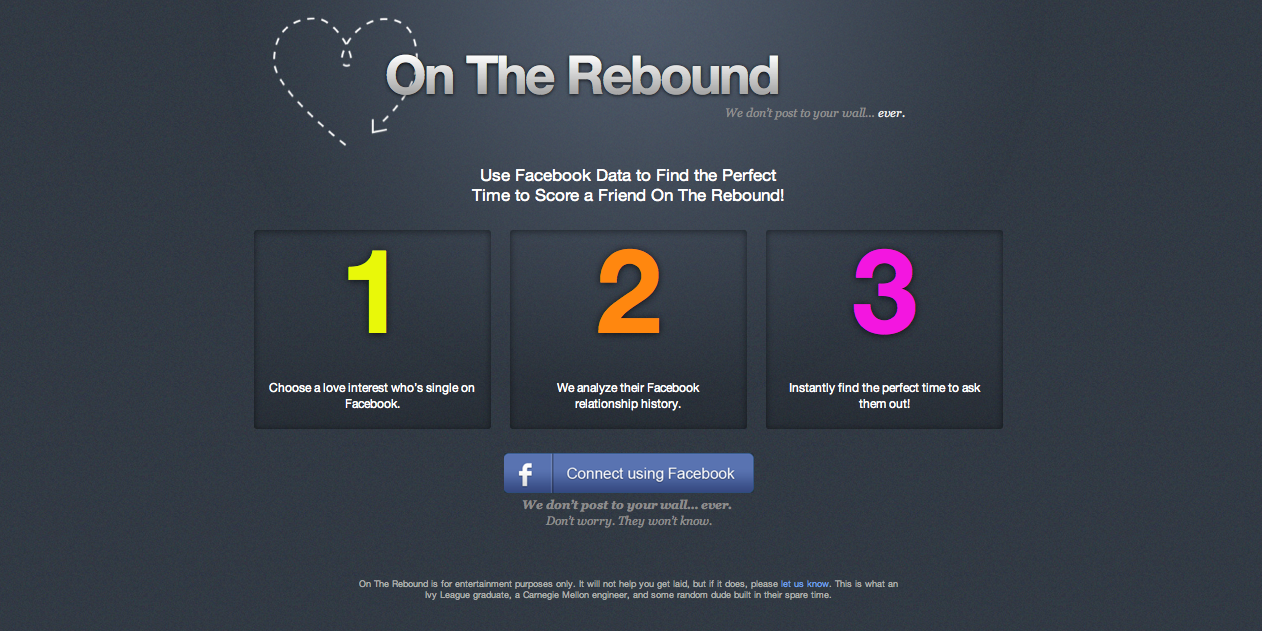 how to tell if you are a rebound