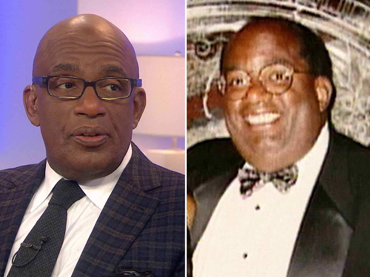 Image result for Al Roker weight loss