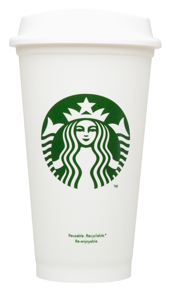 Starbucks Coffee Travel Mug Template