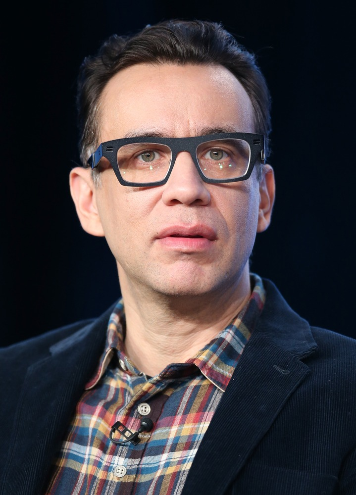 Tips: Fred Armisen, 2017s alternative hair style of the confident charming  actor