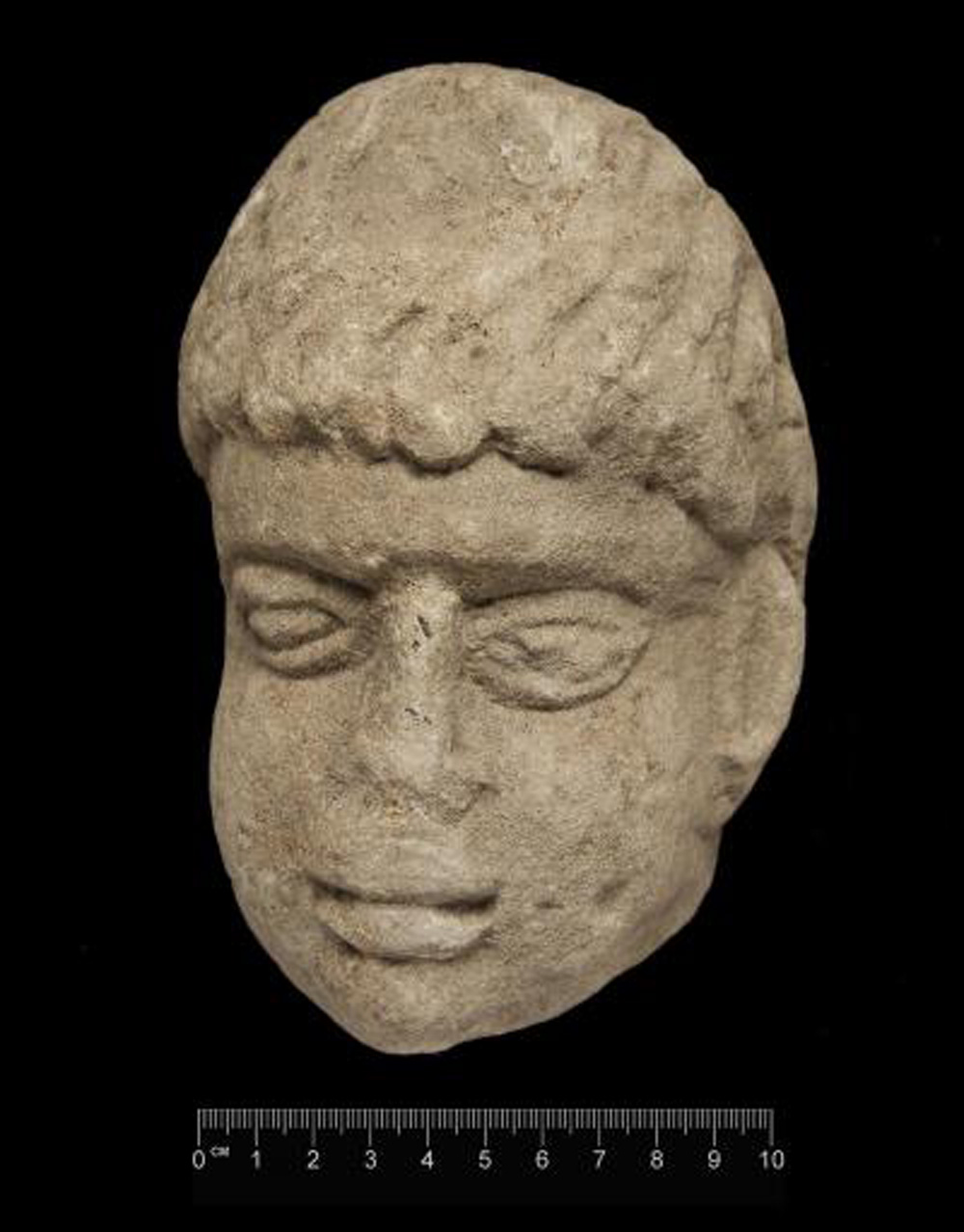 Image: Stone head