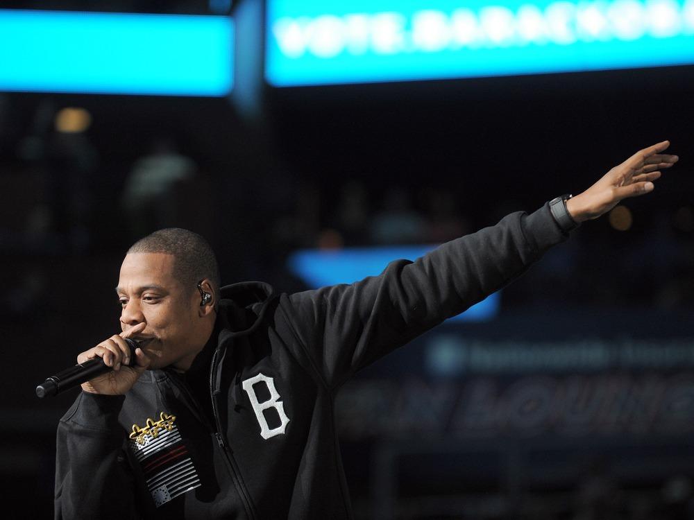 Singer Jay-Z
