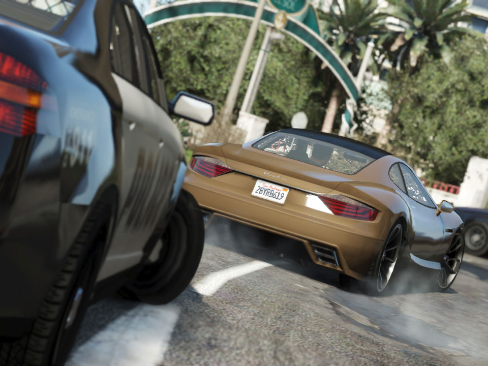 Rockstar Games on Tuesday released the first gameplay trailer for its highly anticipated