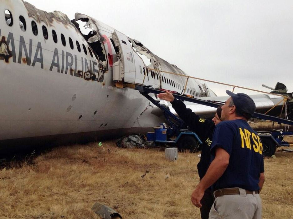 NTSB Asiana investigation