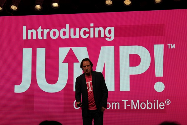 T-Mobile's John Legere introduces the new program.