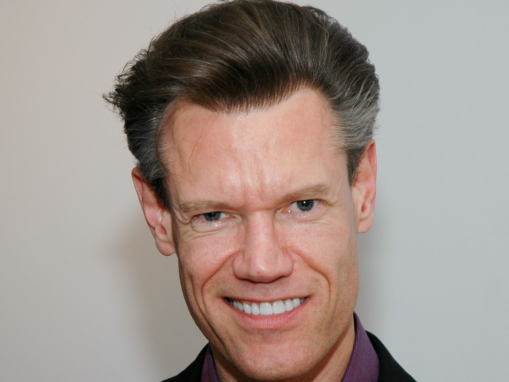 Image: Country singer Randy Travis