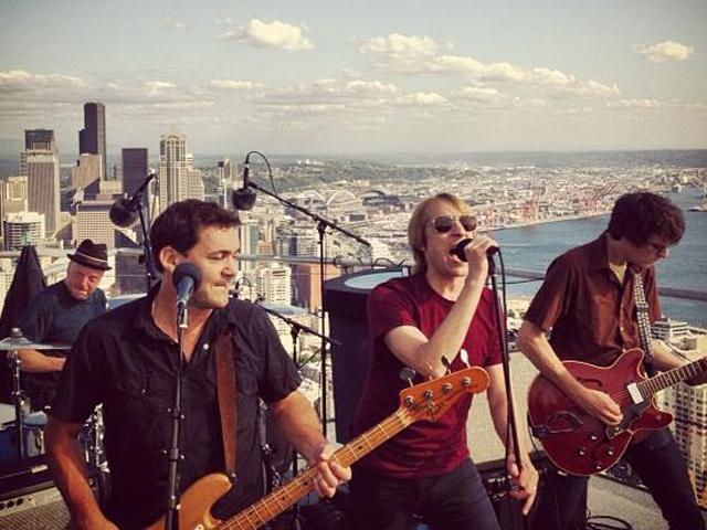 Image: Seattle band Mudhoney