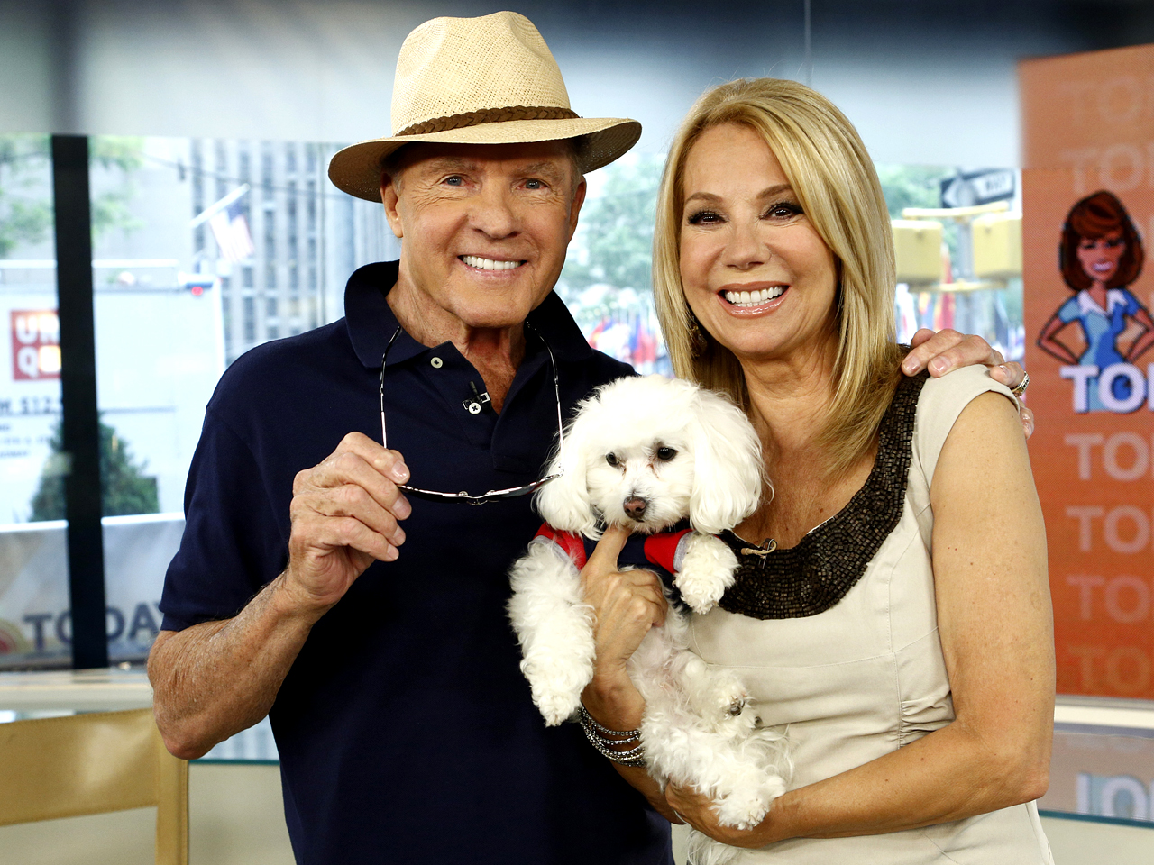 Frank Gifford Shares Secrets To Marriage With Kathie Lee