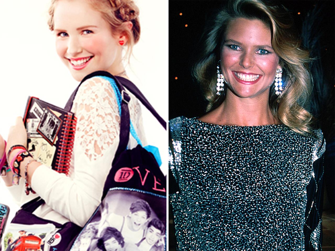 Christie Brinkley's Daughter Inherits The Modeling Bug