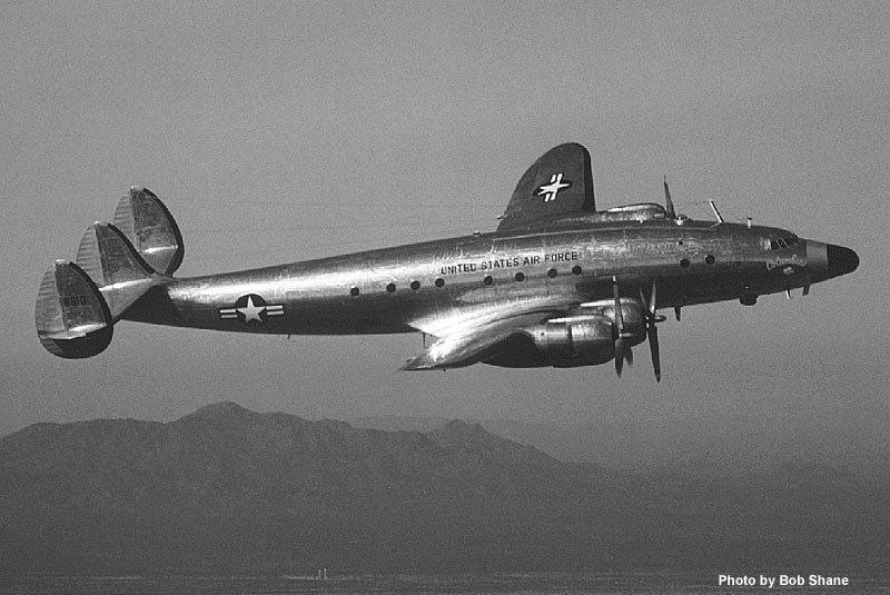 The First Air Force One
