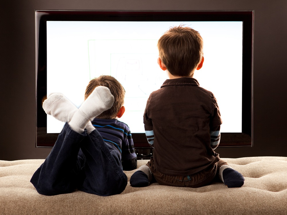 todays children are exposed to too much television violence Violence and sexual images are as much a part of today's television children are exposed to too much violence on tv and its impact on children.