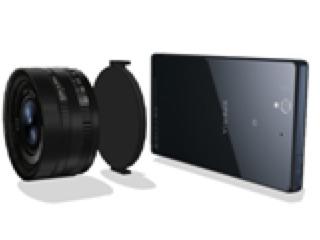 SAR lens