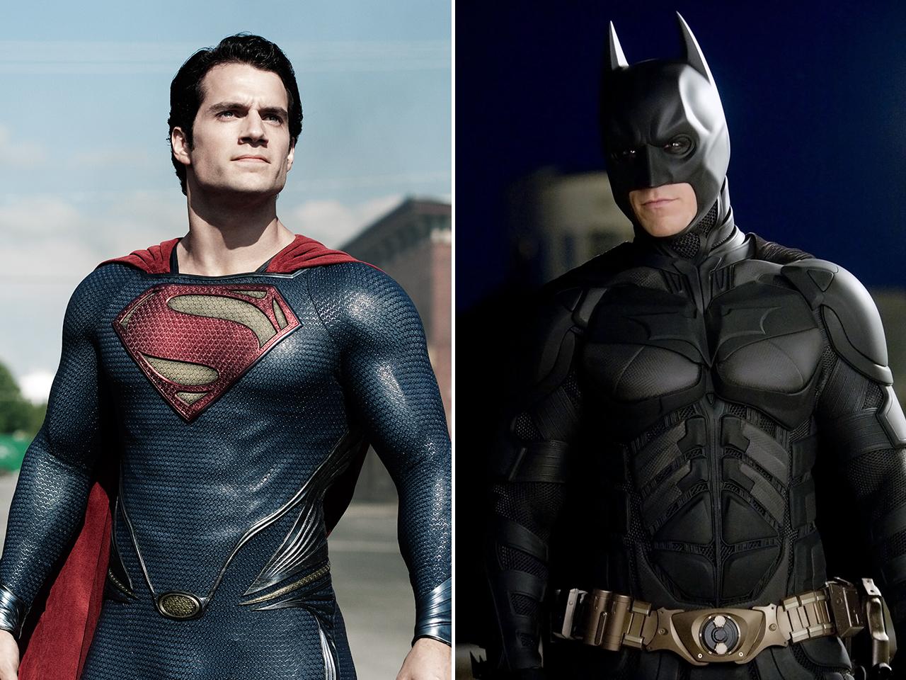 IMAGE: Superman, Batman
