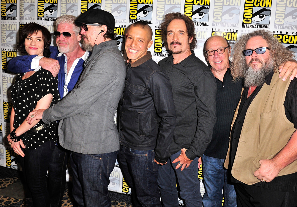 Sons Of Anarchy Spills Season Six Spoilers At Comic Con