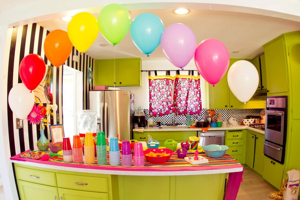 Moms Face Increasing Birthday Party DIY Stress Study Finds