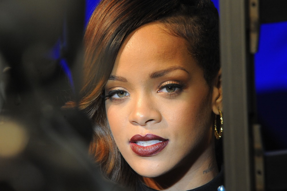 A High Court has decided in favor of Rihanna to ban Topshop from selling T-shirts with Rihanna's image on them. In this file photo, Rihanna attends as...